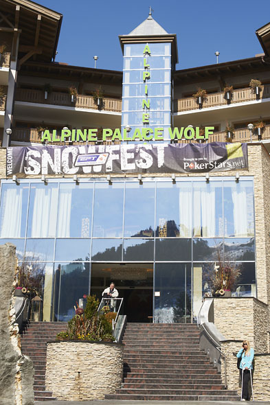 Alpine Palace SnowFest