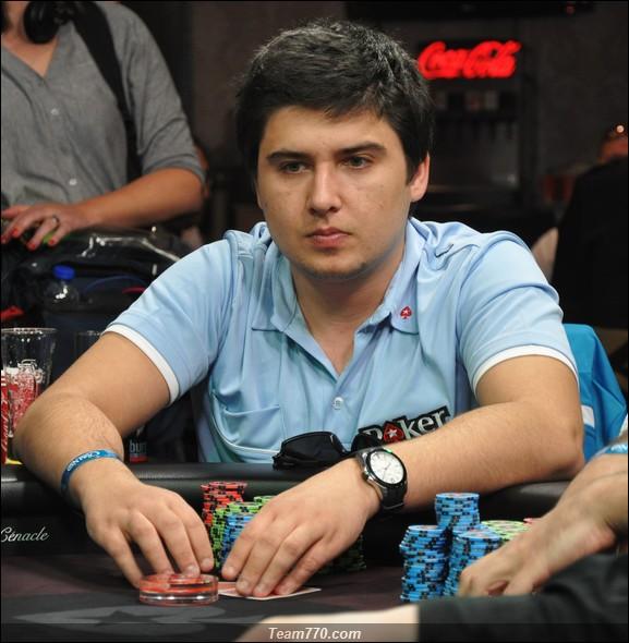 Le Roumain Alexandru Cinca 3ème pour 37 000€