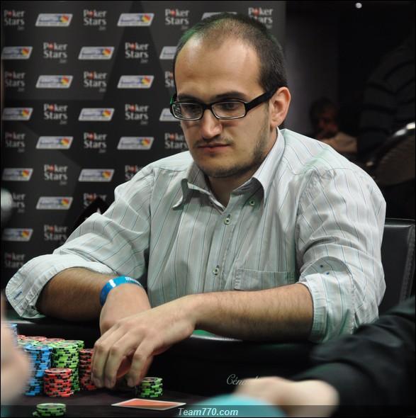 George Harutunian, 2ème pour 65 000€