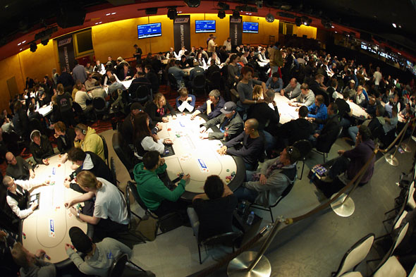 PokerStars.fr EPT Berlin: day 1A