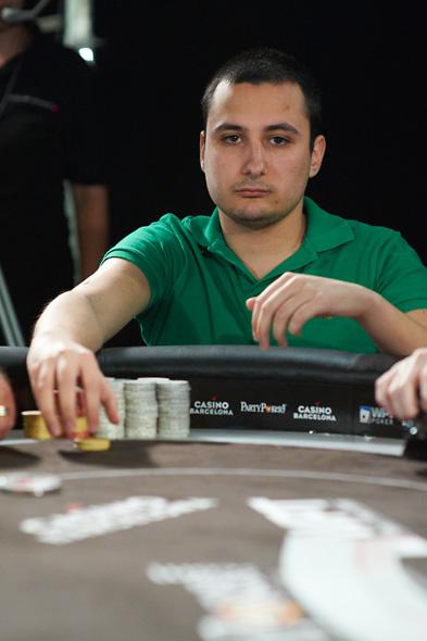 Guillem Usero éliminé en 5ème place (40,000€)