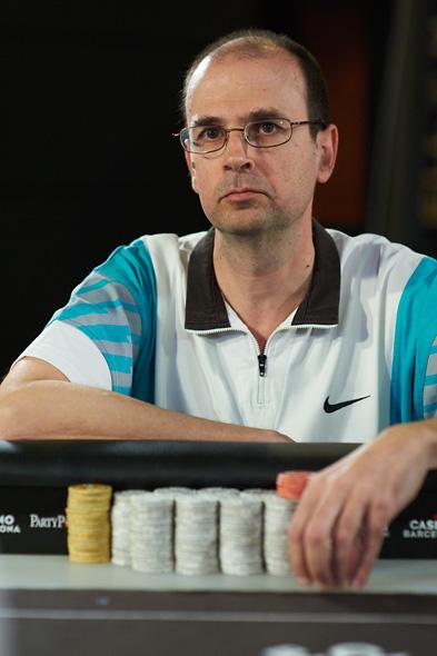 Jorge Duffour éliminé en quatrième place (47,000€)