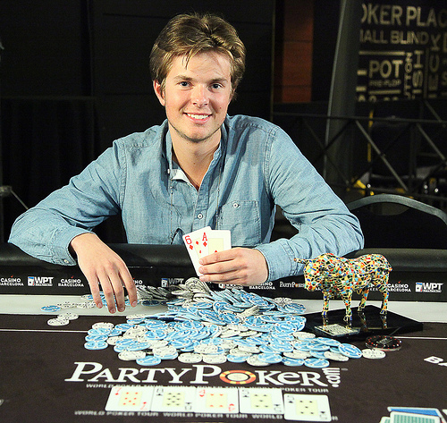 Lukas Berglund remporte le WPT Barcelone
