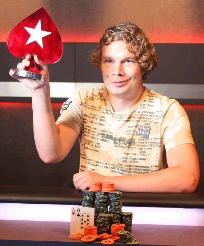 Martin Schleich vainqueur
