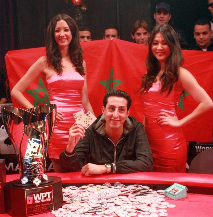 Houssam Mohamed Ali s'impose