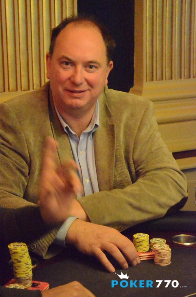Benoît Mahoux termine 14e
